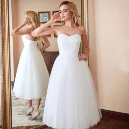 Платье короткое А1829