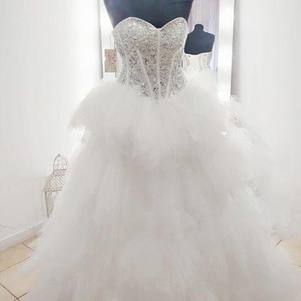 Платье лебедь А1836