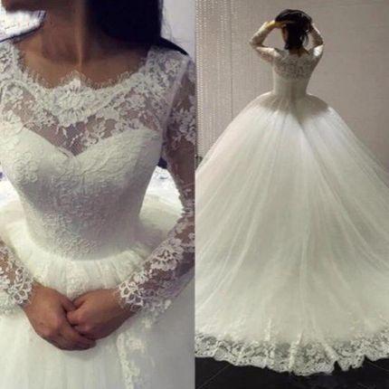 Свадебное платье A1906