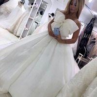 Свадебное платье А1912. Продажа 24.500 руб. Прокат свадебных и вечерних платьев от 1.900 руб. до 14.500 руб. Есть отдельно ряд платьев для проката!