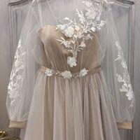 Свадебное платье А1936. Продажа 19.500 руб. Прокат свадебных и вечерних платьев от 1.900 руб. до 14.500 руб. Есть отдельно ряд платьев для проката!