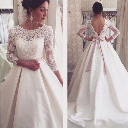 Свадебное платье A1941