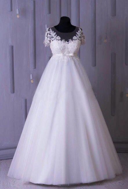 Платье A1954