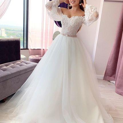 Платье A2040 прокат