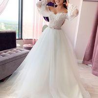 Свадебное платье А2040. Продажа 22.500 руб. Прокат свадебных и вечерних платьев от 1.900 руб. до 14.500 руб. Есть отдельно ряд платьев для проката!