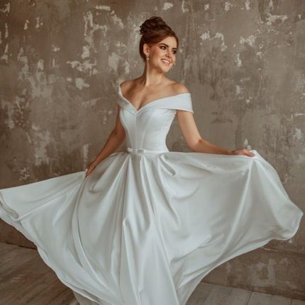 Платье A2041