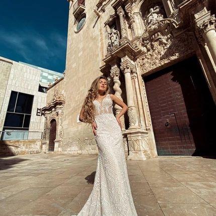 Платье A2056