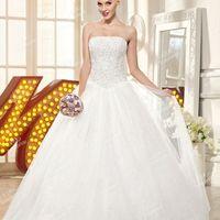 Шикарное свадебное платье от To be Bride