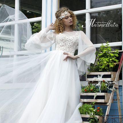 Платье А2107