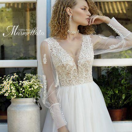 Платье А2114