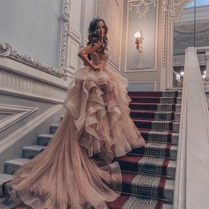 Платье А2140 прокат