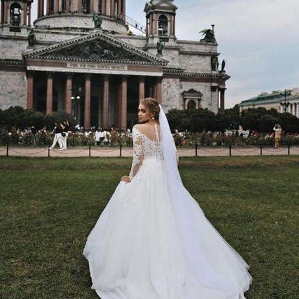 Платье А2173 прокат