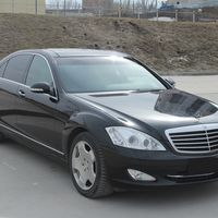 Аренда Mercedes Benz S