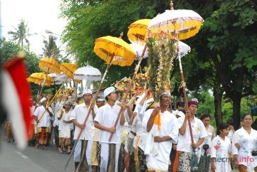 Праздничная балийская церемония - фото 13220 Невеста01