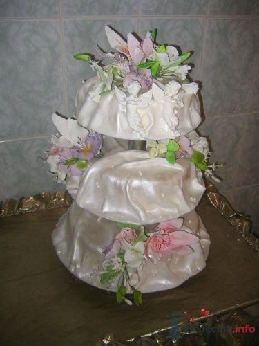 Шикарные и наивкуснейшие торты - фото 15888 Невеста01