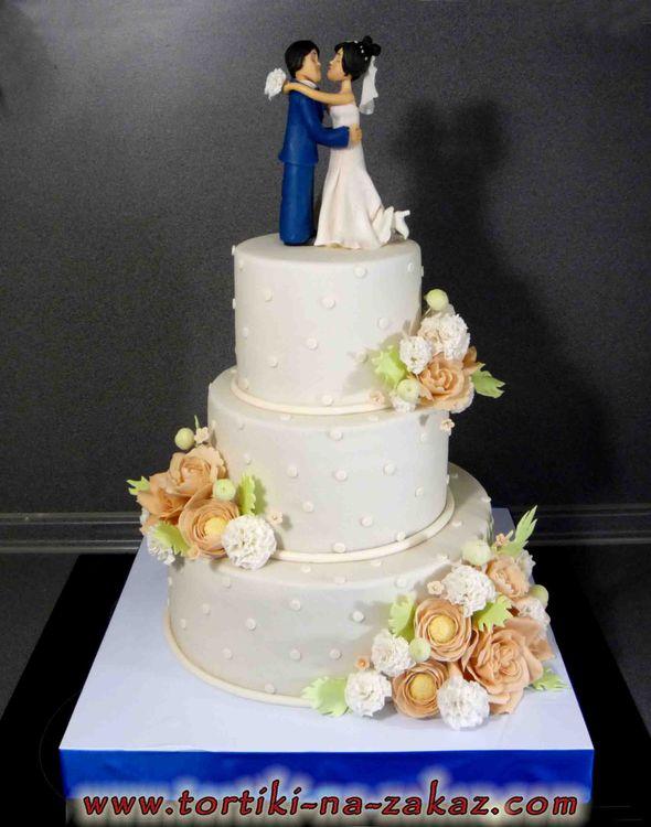 Свадебные торты пиковая дама фото