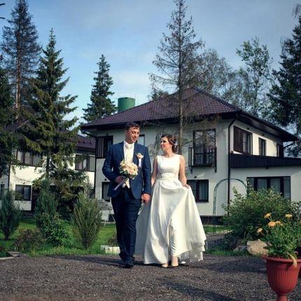 Проведение свадьбы в коттедже