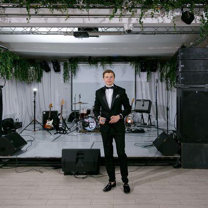 Проведение свадьбы, 5 часов + диджей + оборудование