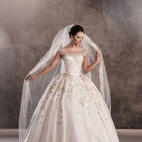 Топовое платье от Модного свадебного бренда L'avenir boutique