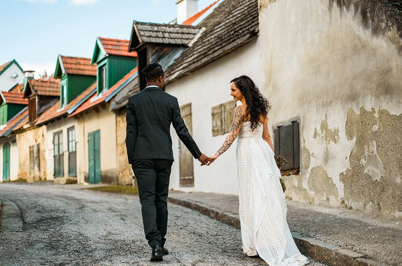 Организация свадьбы за границей