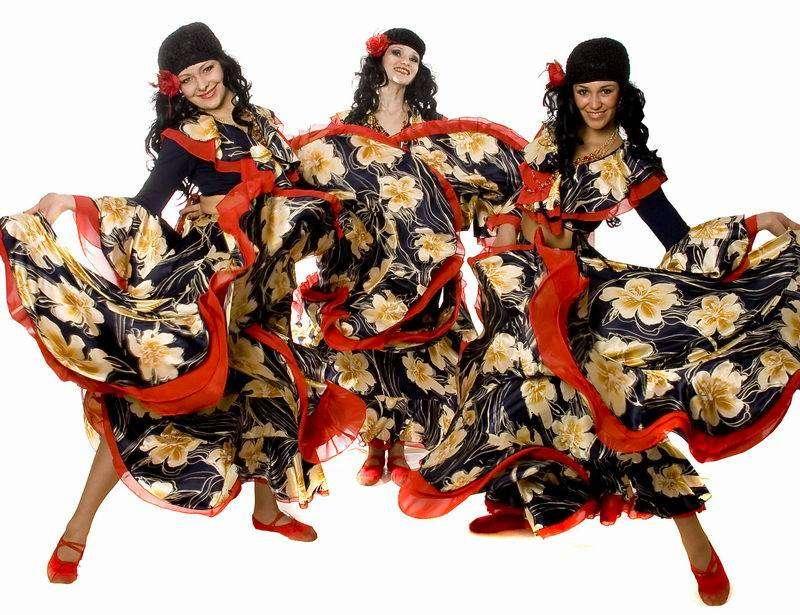 "Фото 1632245 в коллекции Цыганский табор - Шоу-балет ""Ша Нуар"""