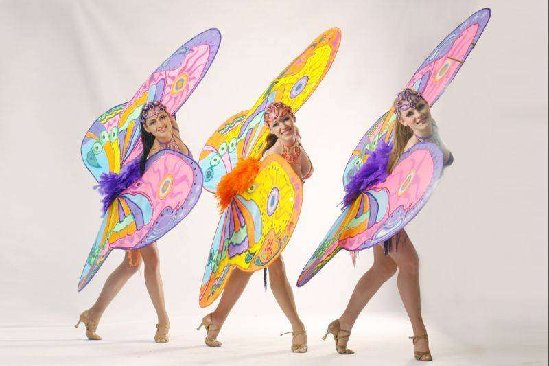 "Фото 1632329 в коллекции Бабочки - Шоу-балет ""Ша Нуар"""