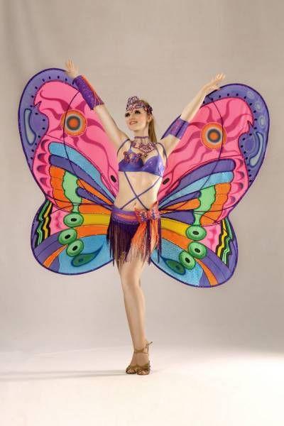 "Фото 1632331 в коллекции Бабочки - Шоу-балет ""Ша Нуар"""