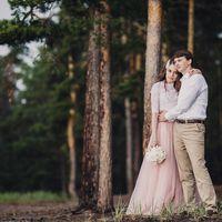свадебная фотосессия в отдельный день