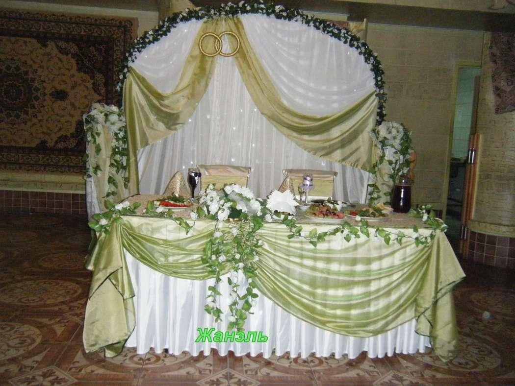 оформление зала - фото 4617283 Жанэль - студия свадебного декора и услуг