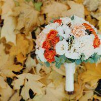 детали осенней свадьбы
