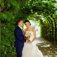 свадьба, свадебная прогулка, жених, невеста