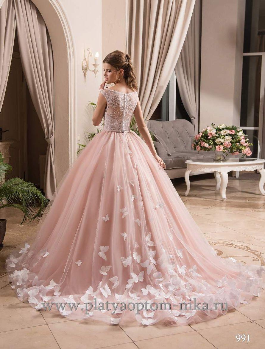 Свадебное пышное платье, арт. 114
