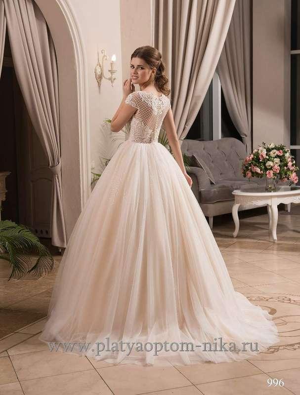 """Фото 16711382 в коллекции Свадебные платья - 2 - Свадебные и вечерние платья """"Ника"""""""
