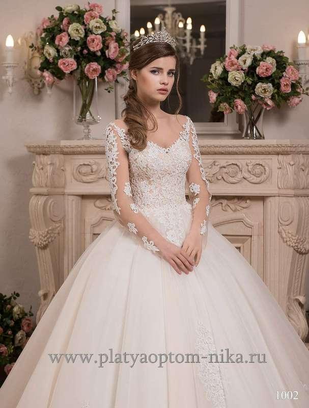 """Фото 16711416 в коллекции Свадебные платья - 2 - Свадебные и вечерние платья """"Ника"""""""