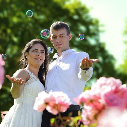 Свадебная фотосъёмка в Спб и пригородах