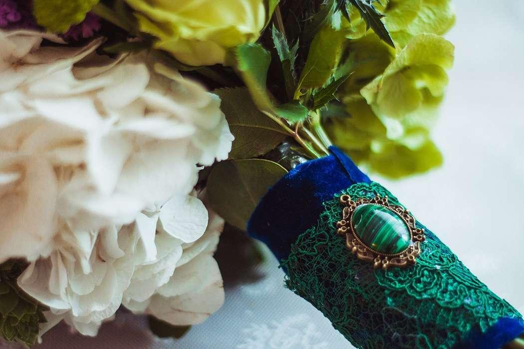 Фото 3311645 в коллекции Букет невесты наша работа - DIAMANTE-deco студия свадебного дизайна