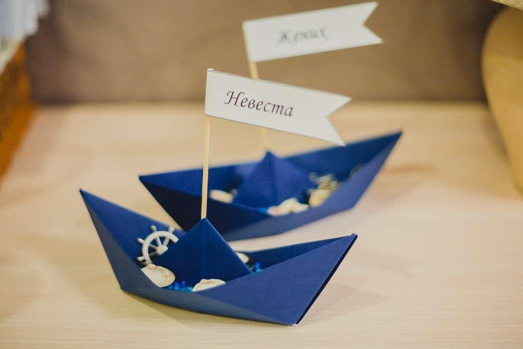 декор морской свадьбы - фото 3376783 SashaSH
