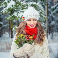 Невеста зимний букет