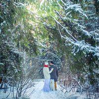 прогулка зимой