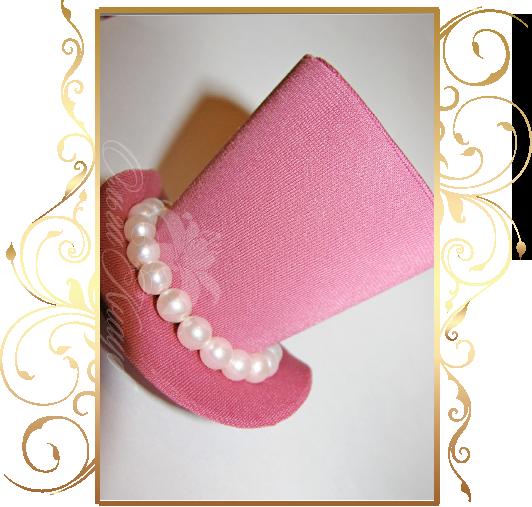 Фото 810219 в коллекции Свадебные шляпки, вуалетки - Кнауб Ольга - Свадебные аксессуары
