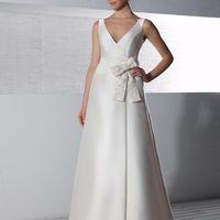 Time: элегантное свадебное платье, лаконичное, стильное, без излишнего декора. Невероятно стильный образ для тех, кто стремится к классическому образу в современном прочтении. Ткань: сатин-микадо Цвет платья: белый, молочный, кремовый, шампань Идея: ст