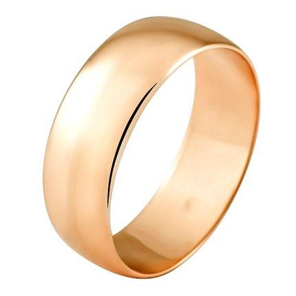 Кольцо обручальное К-007