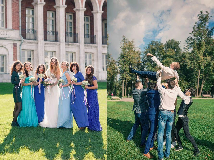 Фото 16908520 в коллекции Александр и Екатерина - Александра и Никита Савенковы - фото и видеосъёмка
