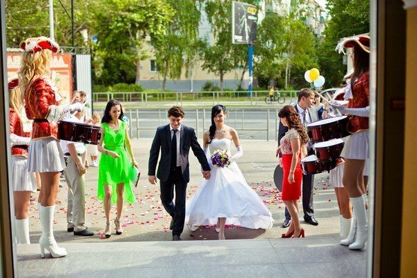 Фото 1705137 в коллекции Наши свадьбы - Студия Art-Events - аренда оборудования