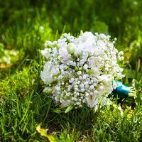 Букет невесты от Свадебного Агентства АННАнас 8903 0121122