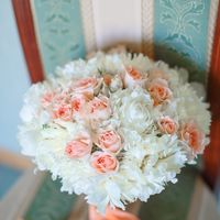 Букет невесты от Свадебного Агенства АННАнас 8903 012 1122