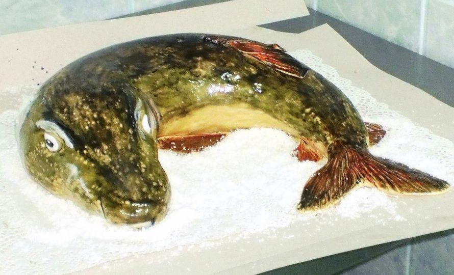 """Фото 8226150 в коллекции Избранные торты - Арт-кондитерская """"Торты от Светланы"""""""