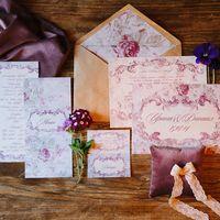"""Свадьба """"Vintage Burgundy"""" Ирины и Даниила"""