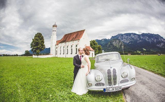 Свадьба в Баварии - фото 1724784 Joli mariage - организация свадеб за границей
