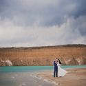 Природа, Самарское озеро, бирюзовая вода